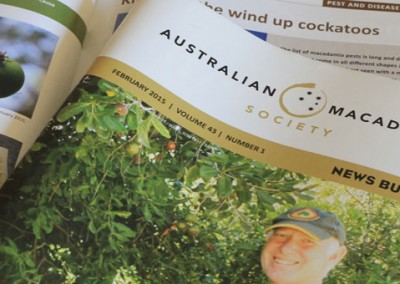 Australian Macadamia Society Quarterly Bulletin