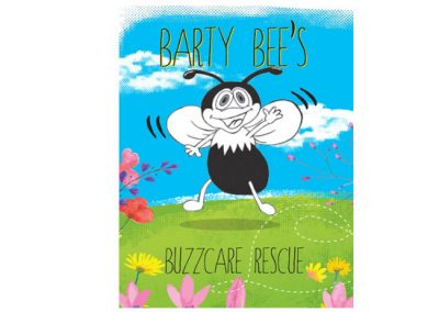 Barty Bee Book Cover
