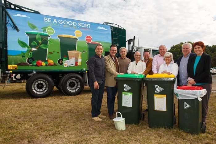 Byron Shire's new organic bin service