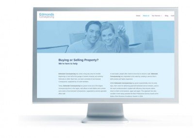 Edmonds Conveyancing Website