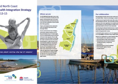 North Coast Medicare Local Integration Strategy Brochure