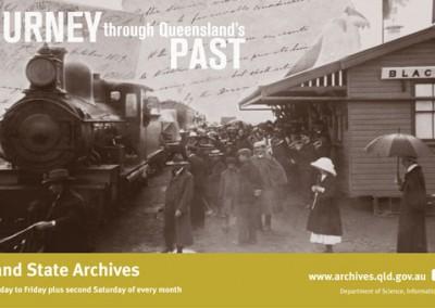 Queensland State Archives Billboard