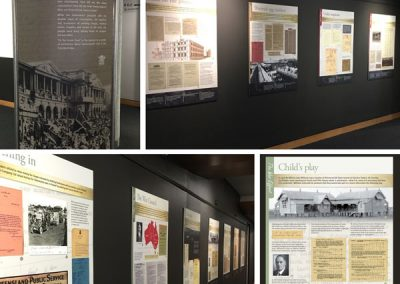 Queensland State Archives On the Home Front Display