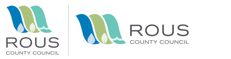 Rous County Council branding