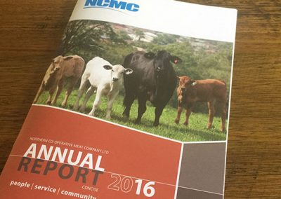 Northern Co-operative Meat Company Ltd Annual Report