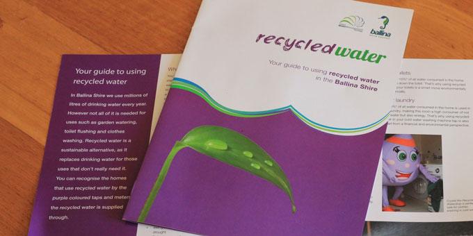 Ballina Shire Council brochure