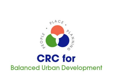 CRC for Balanced Urban Development Logo