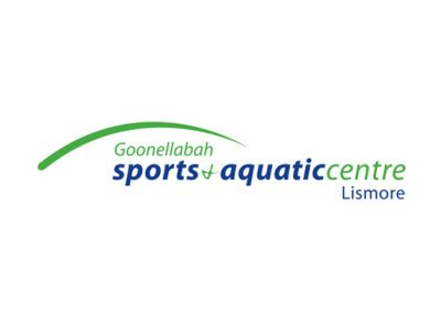 Goonellabah Sports and Aquatic Centre Logo