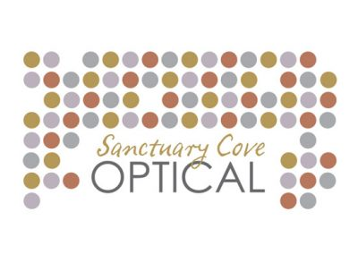 Sanctuary Cove Optical Logo