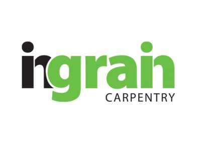 Ingrain carpentry logo
