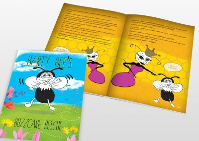 Landcare - Barty Bee Rescue Educational Book