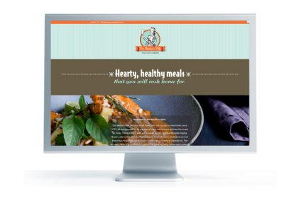 The Butchers Wife website