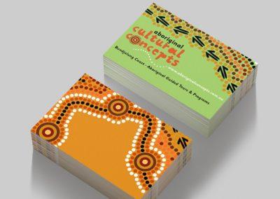 Aboriginal Cultural Concepts logo design
