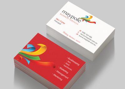 Maypole logo design