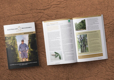 Australian Macadamia Society Bulletin